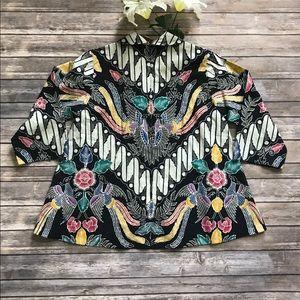 Saestu Tops - Saestu Women's Batik Top